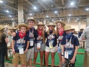 Students at BPA National Conference