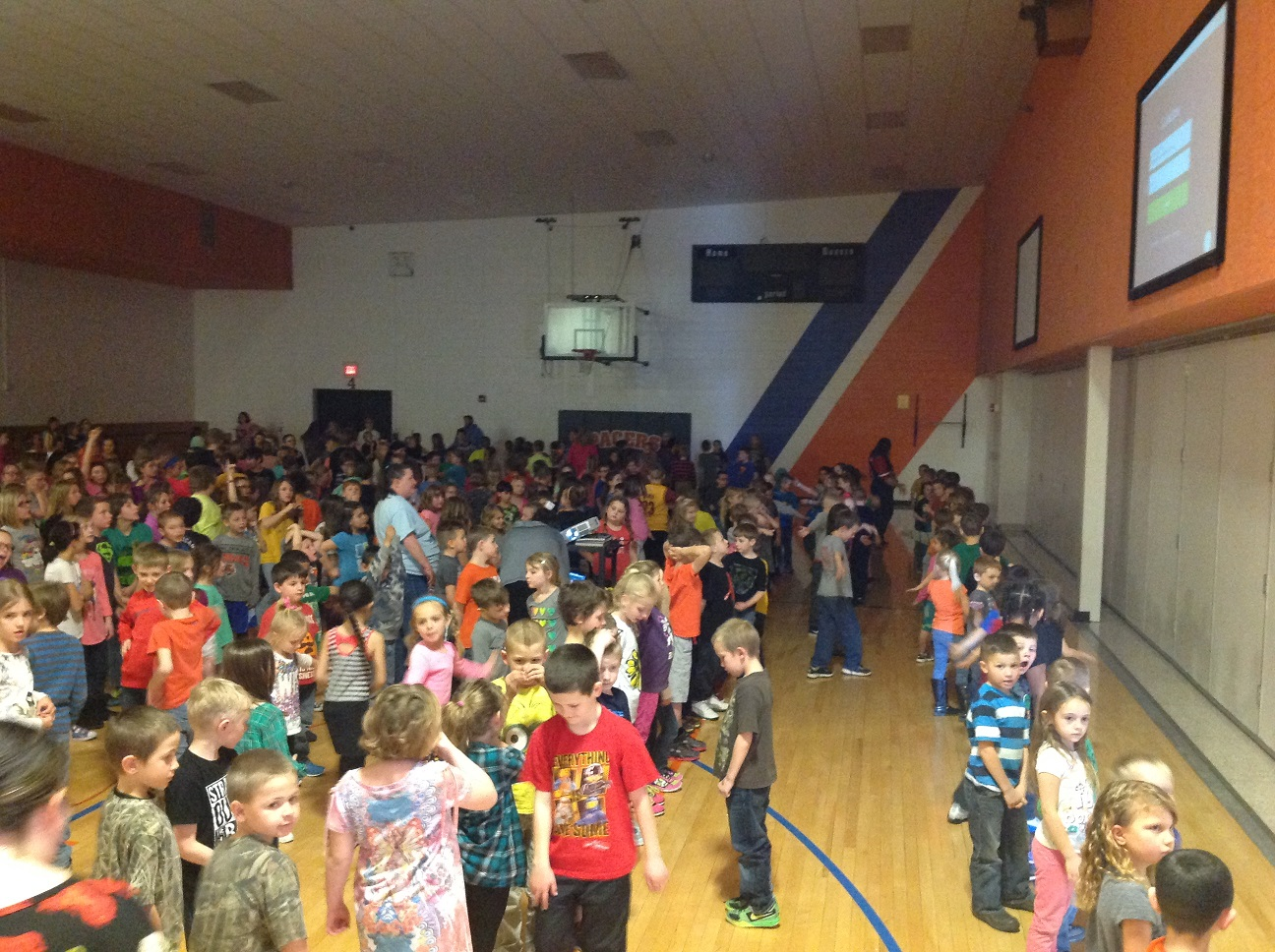 SCES: Fuel Up to Play 60