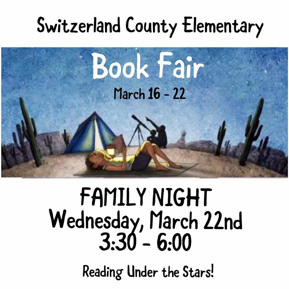 SCES Book Fair & Family Night