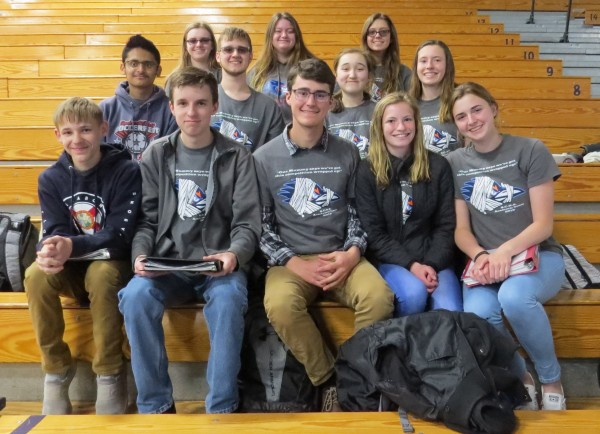 2019 Academic Team Members
