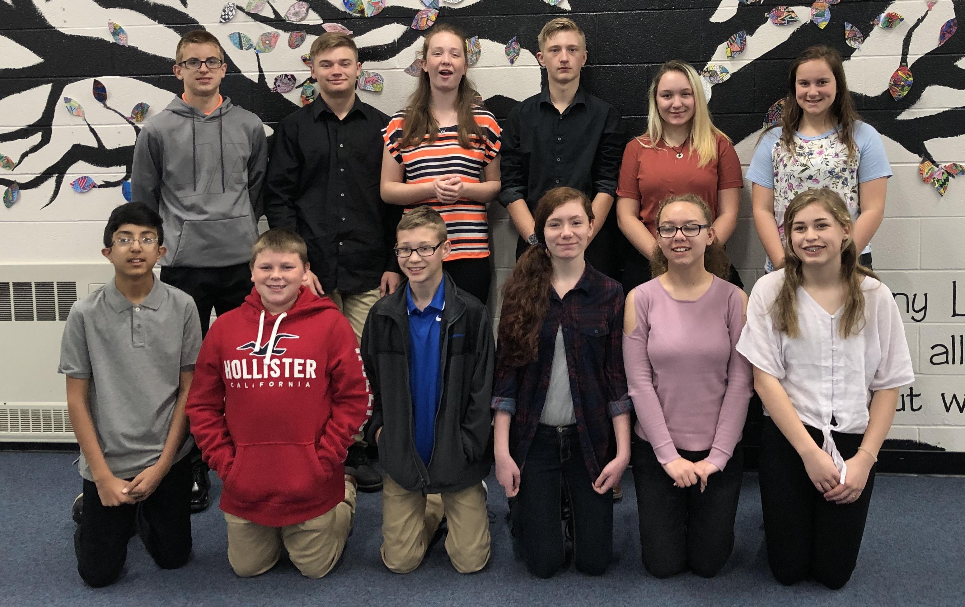 2019 MS Academic Team