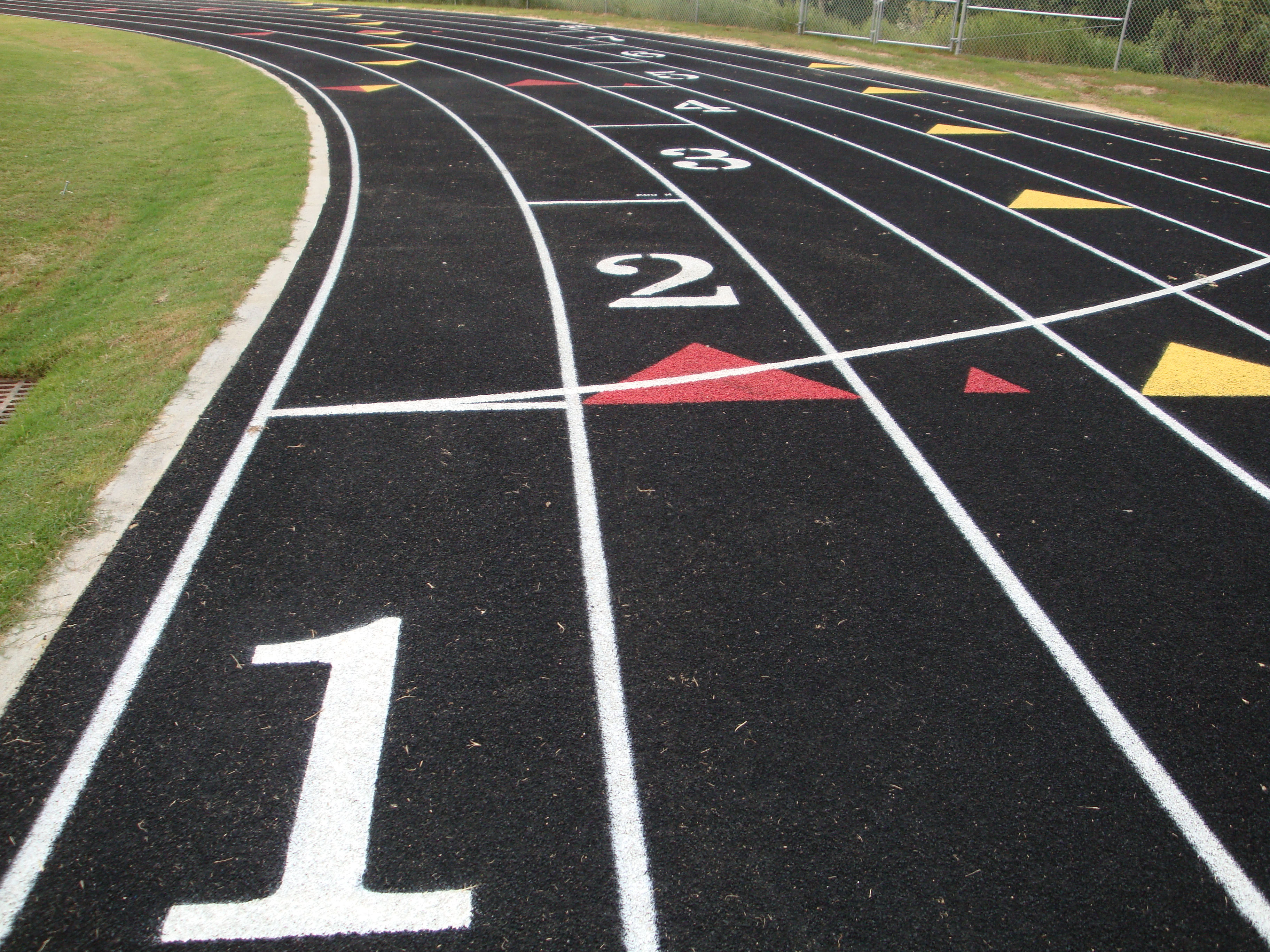 image of track