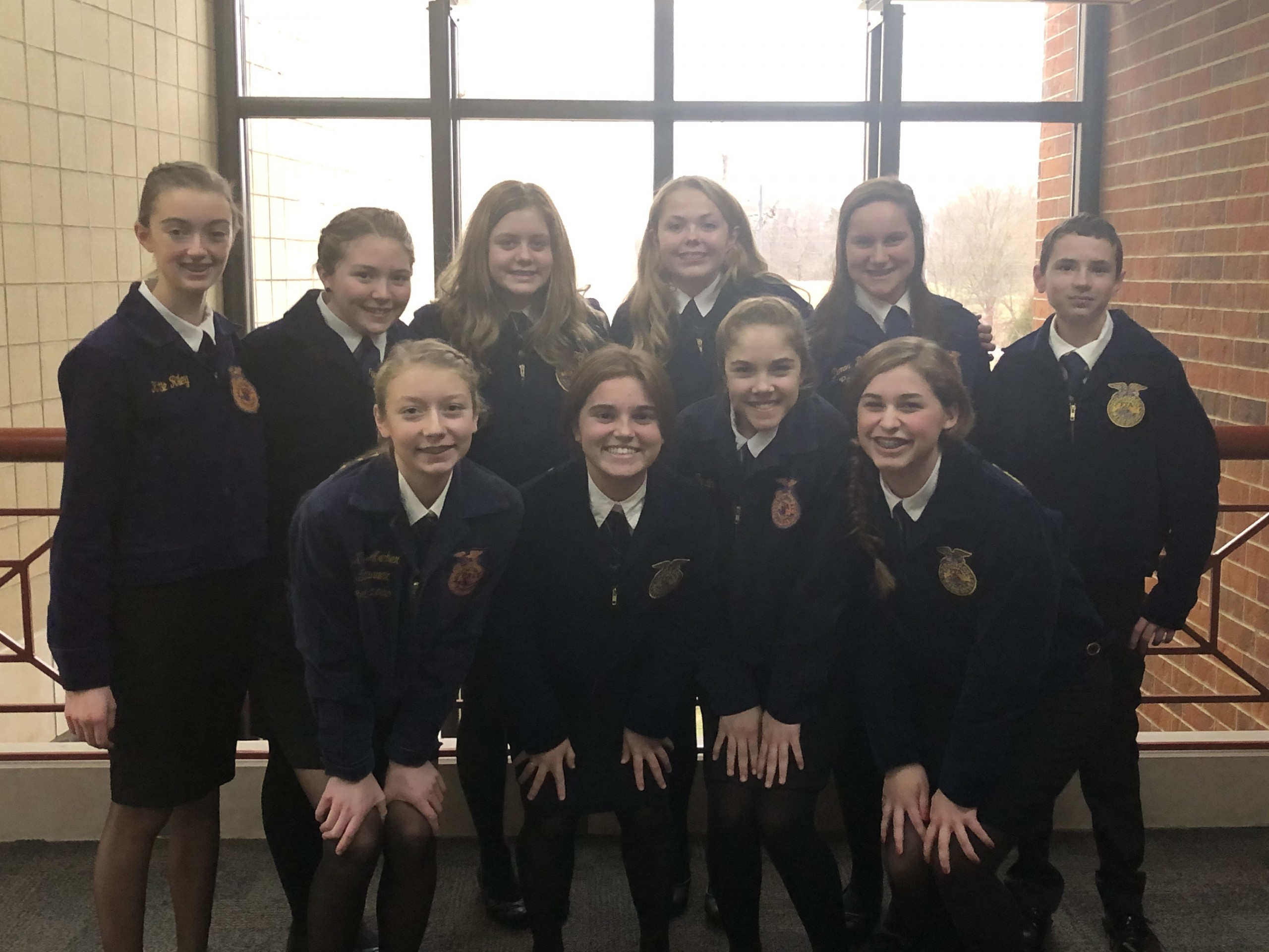 MS FFA Parliamentary Procedure Team