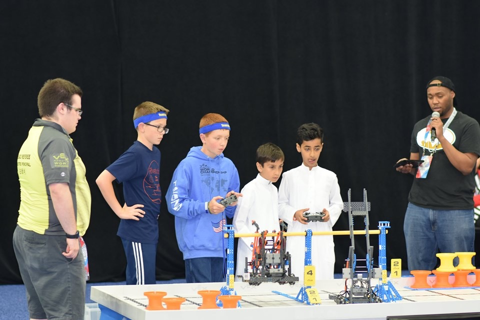 Vex IQ Worlds Competition 2