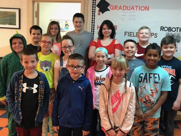 JC 2019 Science Fair winners