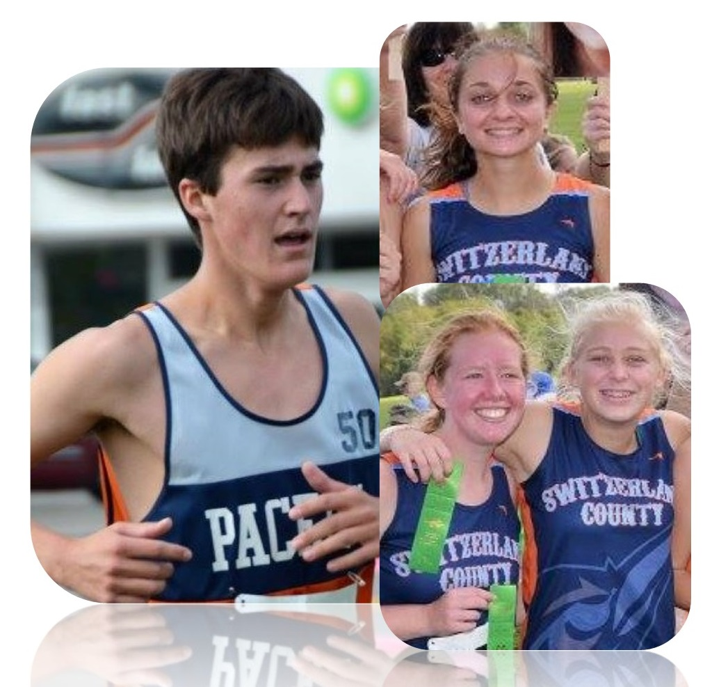Cross Country Team has 4 Athletes Make 1st Academic All State or All State Honorable Mention