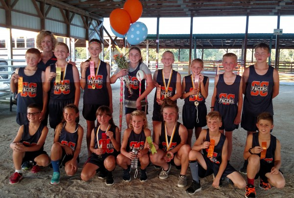MS cross country 2018