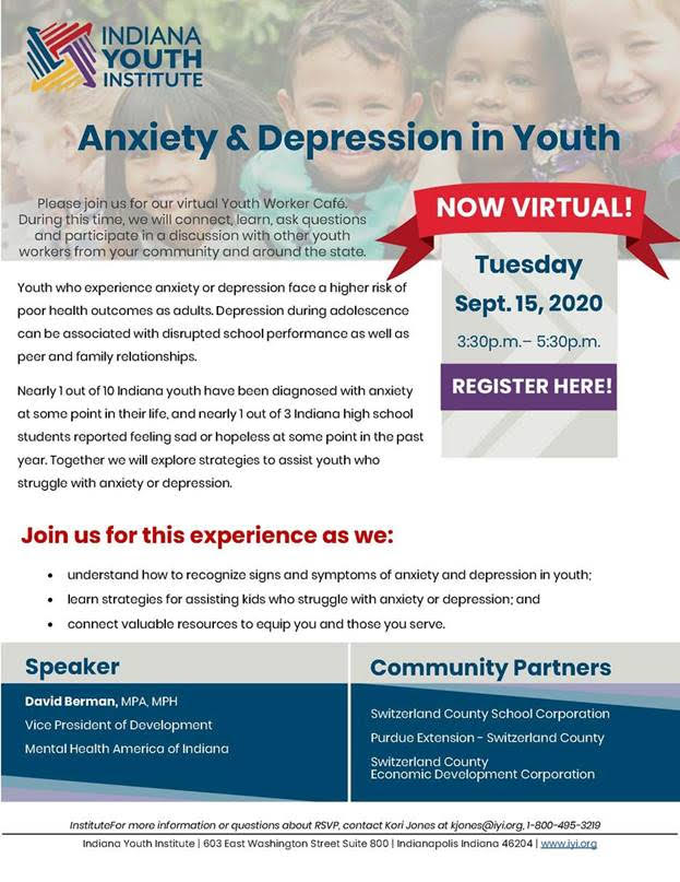 depression in youth_flyer