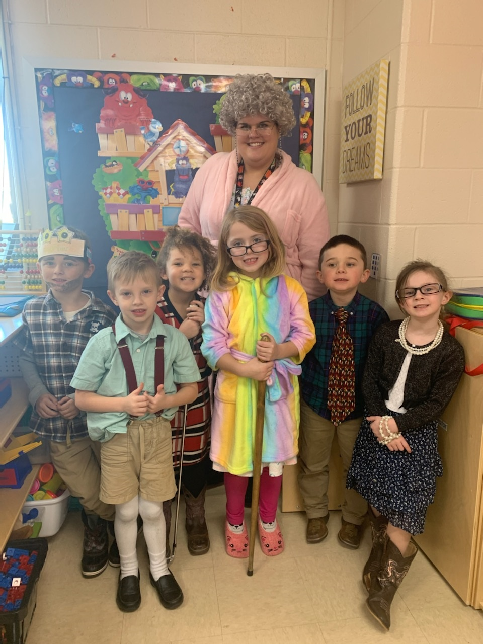JC 100th Day of School 1
